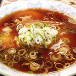 46068457 - 銀水(北海道釧路市浪花町)醤油ラーメン660円