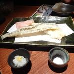 十方夷第 - メソ穴子の天ぷら800円