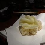 十方夷第 - 真だちの天ぷら1000円