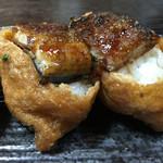 曽我の軒 - 鰻まぶし稲荷寿司