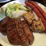 たんや善治郎 多賀城店 - 多種の牛タン料理が楽しめます。