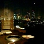 焼肉と夜景 醍醐 - 景観は最高です♪