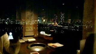 焼肉と夜景 醍醐 お台場店 - 景観は最高です♪