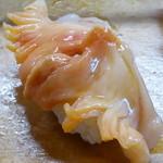 栄寿司 - 赤貝