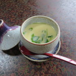 戸田本店 - 茶碗蒸し