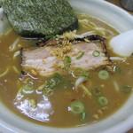 46079990 - 「醤油ラーメン」(648円)