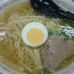 香味徳 - 牛骨ラーメン(並)