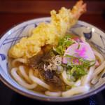 丸亀製麺 - 大海老うどん~☆