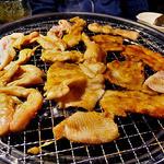 46082709 - 鶏セセリ 他(焼肉中)(2015年12月)