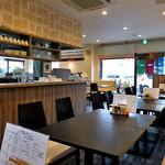 蕎麦DAYS - テーブル席(2015年12月)