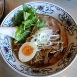 麺屋 我龍 - 我龍ラーメン730円