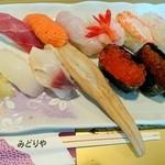 すし処 みどりや - 積丹寿司