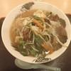 万八ラーメン - 料理写真:ニラレバラーメン