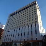 カンデオホテルズ松山大街道 - ホテル外観