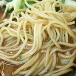 46085571 - 麺アップ
