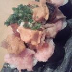 46086084 - 大漁7種!海鮮のっけ巻寿司
