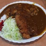 藤乃木 - 料理写真:カツカレー(1450円)