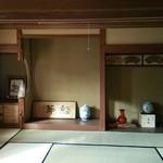 寿屋本家 - 2階にも素敵な和空間が広がる