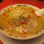 ラーメン魁力屋 - 担々麺 810円