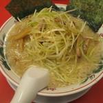 ラーメン魁力屋 - 白ネギラーメン 918円