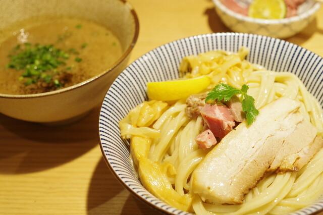 自家製麺 MENSHO TOKYO - つけ麺(塩)