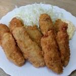 福音鮨 - 牡蠣フライ