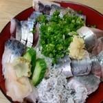 福音鮨 - 光物丼