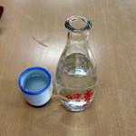 高尾山 とろろそば・とろろめしの日光屋 - 日本酒430円