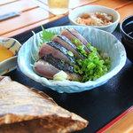 4609025 - ちまきタタキ定食