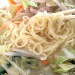 46092163 - タンメン麺