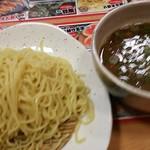 東京とんこつらーめん 翔 - 香ばしい えび塩つけ麺