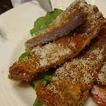 リアナパデッラ - 豚ロースカツレツ