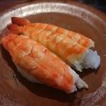 かね喜廻鮮寿司 - 海老