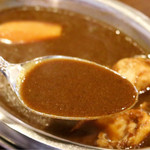 デリー - 香辛料の刺激と深いコクのあるカレー