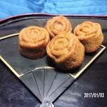 46094999 - 薔薇のフィナンシェ丸山珈琲300円