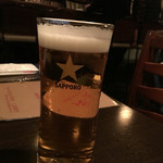 花花 - 生ビール