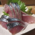 ひなた - 〆鯖(新潟産)