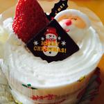 ガトー ジョージ - ミニクリスマスケーキ