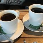 46099313 - コーヒー飲み比べ
