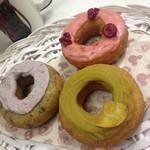 ルラーシュ - しっとりおいしいドーナッツ