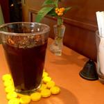伊太利亜台所 - アイスコーヒー