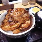 ぶたいち - 豚丼