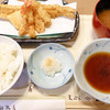 船橋屋 - 料理写真:天ぷら定食