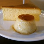 SANTA CAFE - デザート(姫の方の下段)