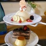 SANTA CAFE - デザート(これが1人前)