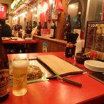 46103723 - 「瓶ビール(サッポロラガー中瓶)」(税別550円)