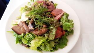 45 - 美食家のサラダプレート(1800円、パン・ドリンクバー付)