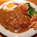 石亭 - 料理写真:せきていカレー(850円)