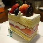 レ・シュー - Xmasショートケーキ