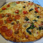 ドミノピザ - 料理写真:クアトロリストランテ